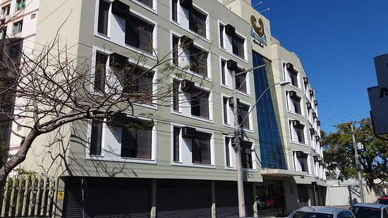 Metropolis Apart Hotel: Fachada