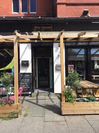 Nine Leaves Tea Lounge