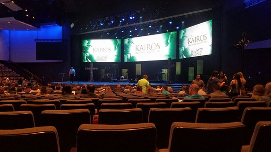 Southlake, TX : Kairos is a must if your needing a personal meeting with God and His Holy Spirit.