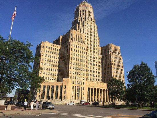 Buffalo Theater District