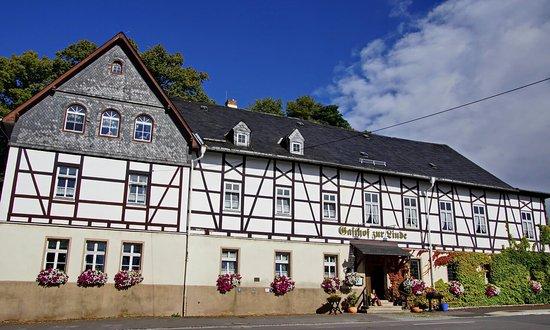 Amtsberg, Alemania: Hotel und Gasthof zur Linde