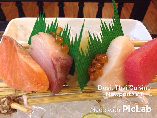 Newport, VT: Dusit Thai Cuisine