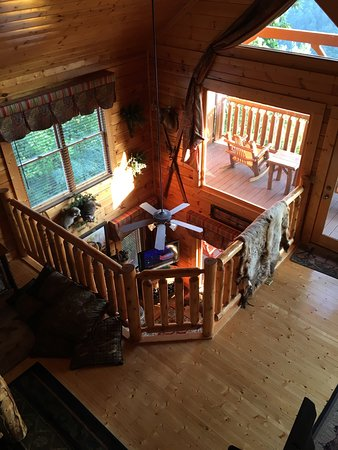 Timberwinds Log Cabins: photo4.jpg