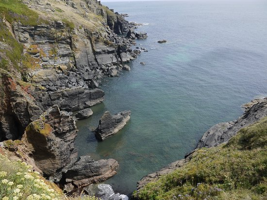 Roche, UK: Lizard Point - an hour and a bit from Bodmin