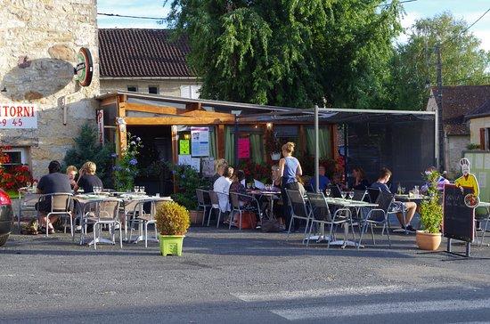 Payrac, Frankrike: Pizzeria Litorni