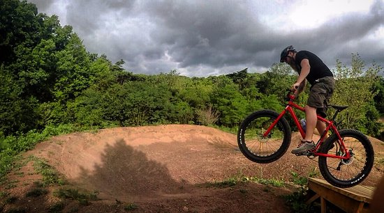 Raystown Mountain Bike Skills Park