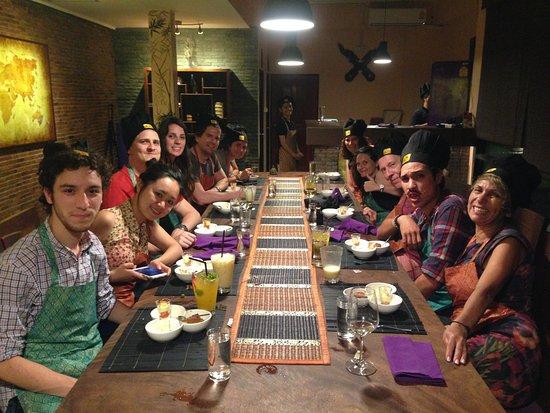 Maret, Thaïlande : La salle