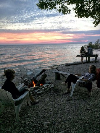Washington Island, WI: Gibsons Beach...heaven on earth
