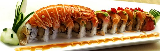 Koto Japanese Steakhouse: Lobster Roll