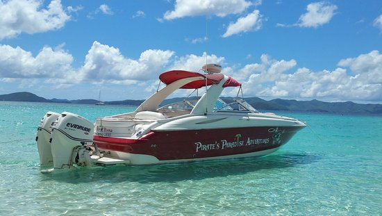 Pirate's Paradise Adventures - BVI & USVI Power Boat Tours