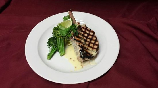 Ocean Shores, WA: Chef-created and inspired by the season's best offereings