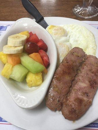 Visalia, CA: Breakfast