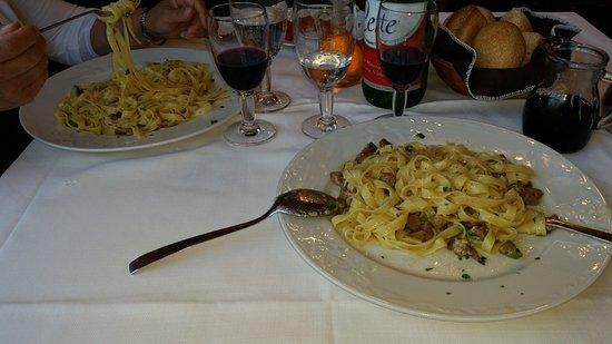 parmigiana di fiori di zucca - picture of lo spiedo, bagnoli ... - Fiori Bagnoli Irpino