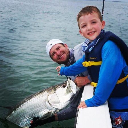 Marine zone fishing tarpon springs all you need to for Florida tarpon fishing