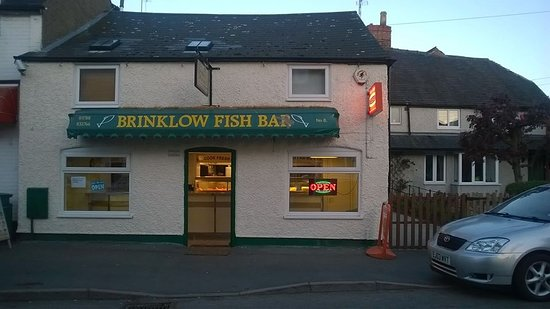 Brinklow, UK: Shop front