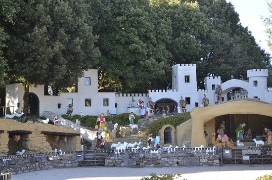 Presepe (parziale) di Montignoso di Gambassi Terme