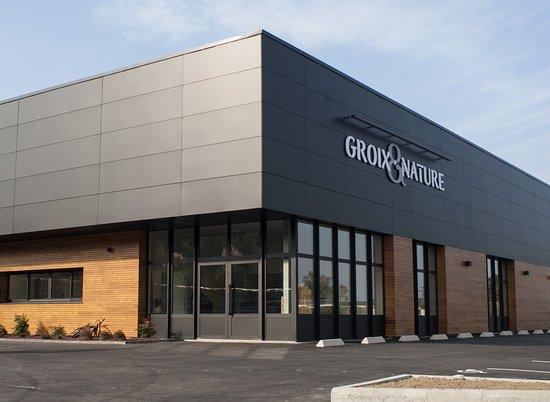 Aperçu de la conserverie Groix & Nature