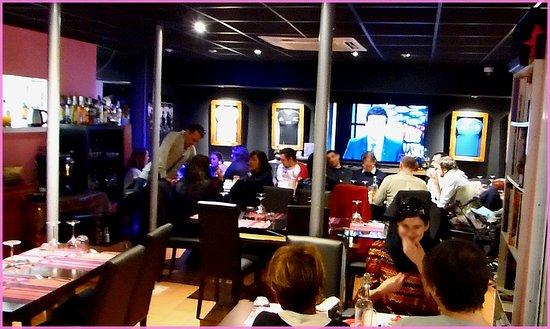 Restaurant Place Esquirol Toulouse