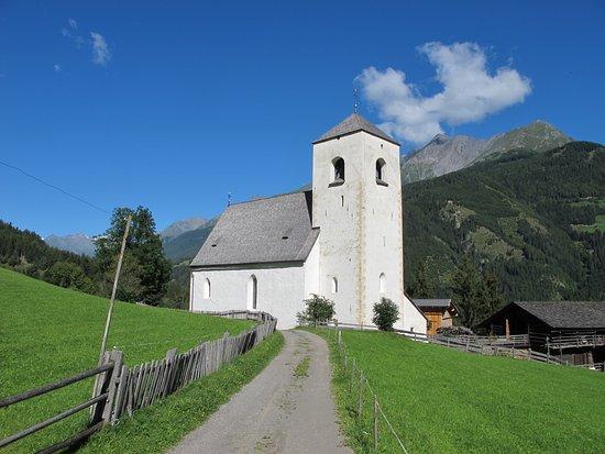 Matrei in Osttirol, Austria: Kirche St. Nikolaus