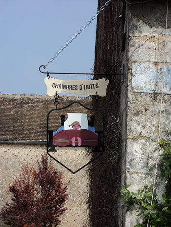 Villeperrot, France: l'entrée