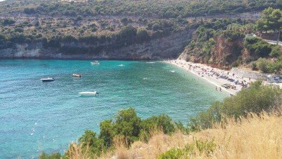 Makris Gialos, Grecia: panoramica