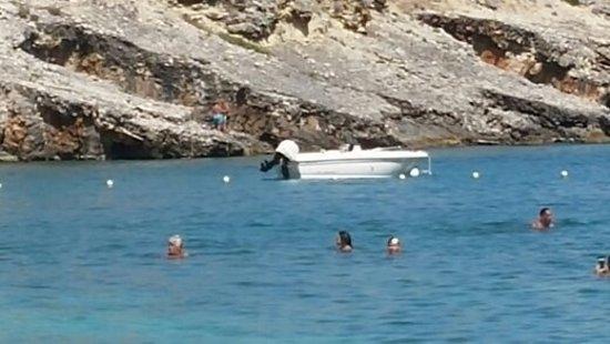Makris Gialos, Grecia: mare