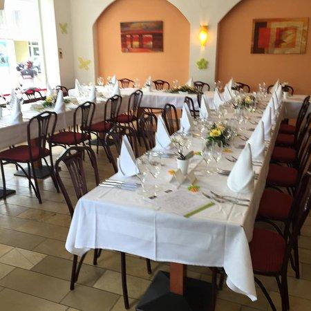 Liebefeld, Ελβετία: Dining room