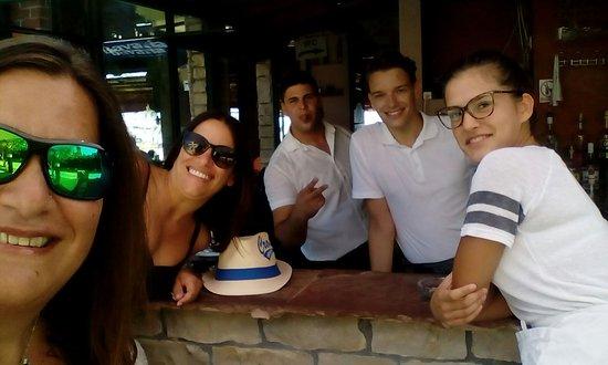 Villa Hotel BB (Apartments Bozikovic): Parte del super staff