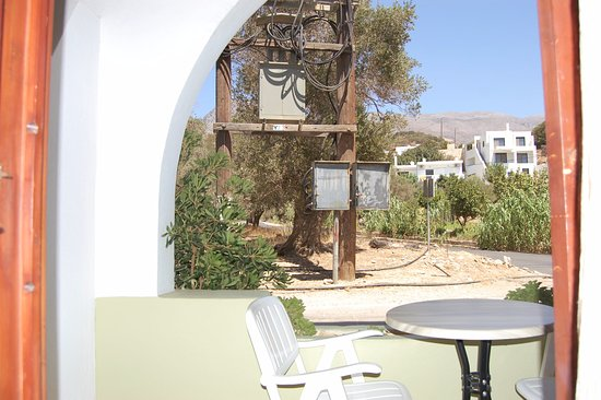 "Hotel Alianthos Garden: ""Balcony"" view"