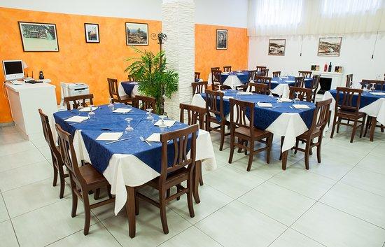 Arzana, Italia: Sala ristorante