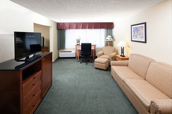 Red Lion Hotel Kalispell: Guest Suite