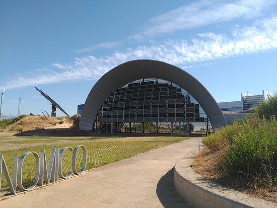Planetario de Aragón