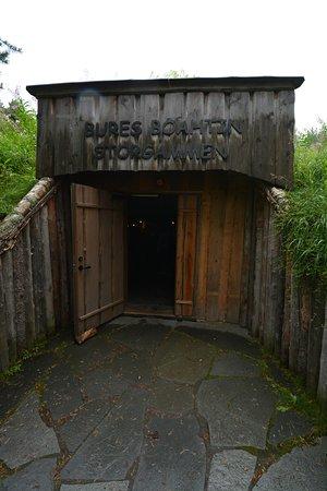 Karasjok, Norge: l'ingresso.