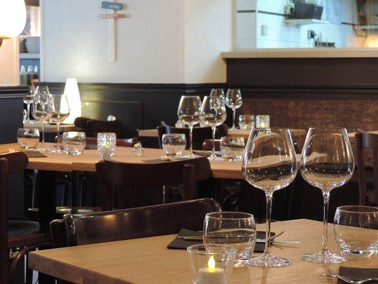 Agostina caff chartres de bretagne restaurant avis for Bon restaurant chartres