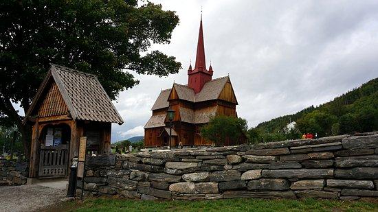 Ringebu Stave Church: Kostelík Ringebu