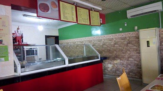 Ibadan, Нигерия: Local cuisine