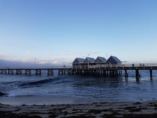 Busselton, Australia: jetty