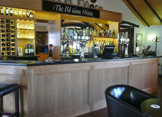 Workington, UK: Bar