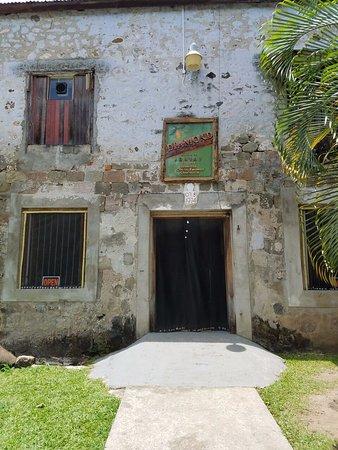 Saint Mark Parish, Grenada: Entrance