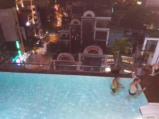 Stunning piscina sul terrazzo ideas idee arredamento casa
