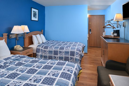 Park Falls, WI: Two Double Beds