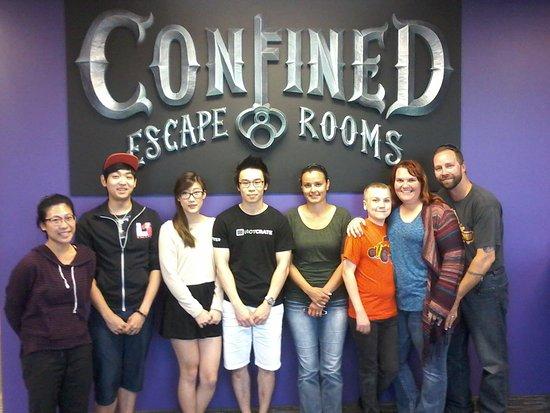 Calgary Escape Room Cabin Fever