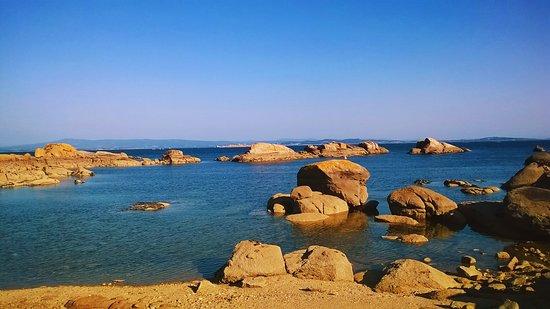 Ribeira, España: alrededores