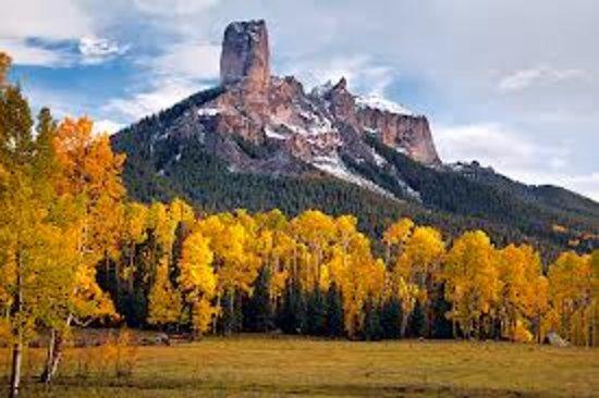 Ridgway, Colorado: Owl Creek Pass outside of Ridgway Colorado