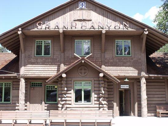 Williams, AZ: The Station at Grand Canyon