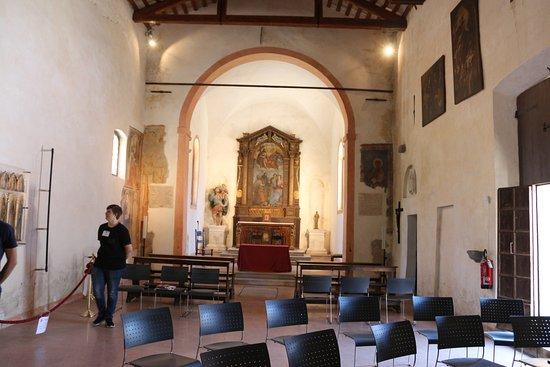 Arqua Petrarca, إيطاليا: muurschilderingen