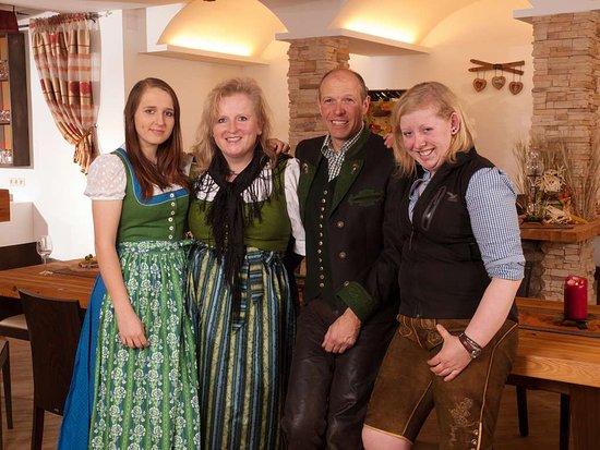 Tauplitz, ออสเตรีย: Die Gastgeber