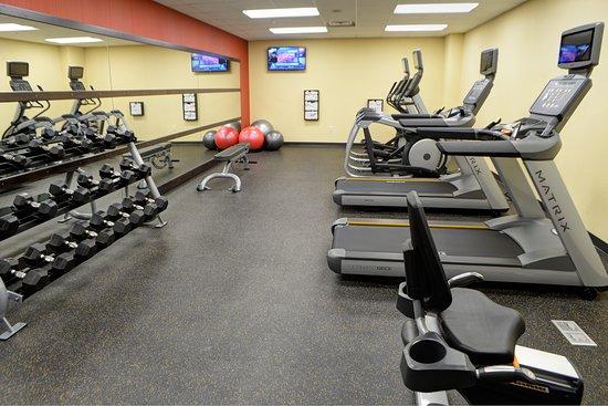 Muncie, IN: Fitness Room