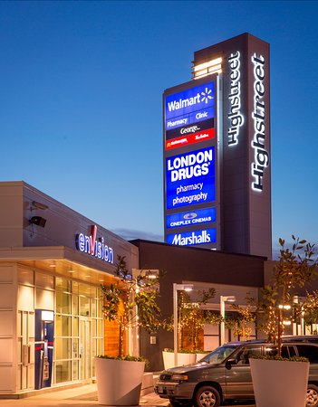 Abbotsford, Kanada: The Fraser Valley's premiere shopping, dining and VIP theatre destination. Located at 3122