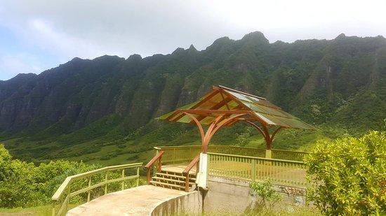 Kaneohe, HI: Jurassic World Gyrosphere station